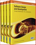 Software Design and Development : Concepts, Methodologies, Tools, and Applications, Irma, 1466643013