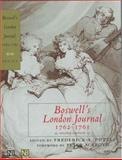Boswell's London Journal, 1762-1763, James Boswell, 0300093012