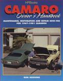Camaro Owner's Handbook, Ron Sessions, 1557883017