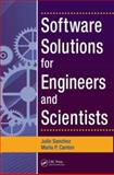 Software Solutions for Engineers and Scientists, Sanchez, Julio and Canton, Maria P., 1420043021