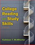 College Reading and Study Skills, McWhorter, Kathleen T. and Sember, Brette M., 0205213022