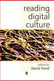 Reading Digital Culture, , 0631223029