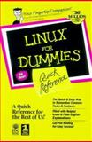 Linux for Dummies Quick Reference 9780764503023