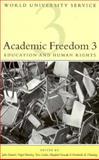 Academic Freedom 3 9781856493024