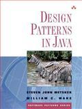 Design Patterns in Java, Metsker, Steven John and Wake, William C., 0321333020