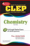 The CLEP Chemistry : College-Level Examination Program, Reel, Kevin R., 0738603023