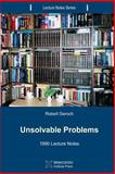Unsolvable Problems, Robert Geroch, 1927763029