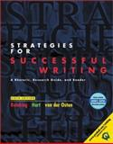 Strategies for Successful Writing, Brief with 2001 APA Guidelines 9780130493026