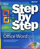 Microsoft Office Word 2007, Cox, Joyce and Preppernau, Joan, 0735623023