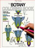 Botany Coloring Book, Paul Young, 0064603024