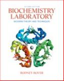 Biochemistry Laboratory : Modern Theory and Techniques, Boyer, Rodney F., 013604302X
