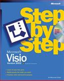 Microsoft Visio Version 2002 Step by Step, Resources Online Staff, 0735613028