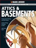 The Complete Guide to Attics and Basements, Matthew Paymar and Philip Schmidt, 1589233026