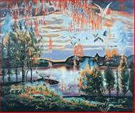 Reverend Mckendree Robbins Long : Picture Painter of the Apocalypse, David H Steel, 1890573027