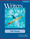 Writers at Work Student's Book, Dorothy Zemach and Lynn Stafford-Yilmaz, 0521693020