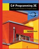 C# Programming : From Problem Analysis to Program Design, Doyle, Barbara, 0538453028