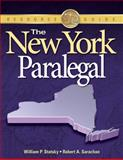 The New York Paralegal, Statsky, William, 1418013021