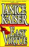 Easy Virture, Janice Kaiser, 1551663023