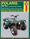 Polaris 250 to 500 ATVs, International Motorbooks Staff and Max Haynes, 1563923025
