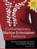 Contemporary Machine Embroidered Fashions, Eileen Roche, 0896893030
