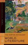 The Norton Anthology of World Literature, Clinton, Jerome W. and Irele, F. Abiola, 0393933032