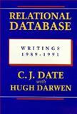 Relational Database Writings, 1989-1991, Date, C. J., 0201543036