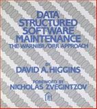 Data Structured Software Maintenance 9780932633033