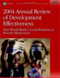 2004 Annual Review of Development Effectiveness 9780821363034