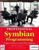 Symbian Programming, Tasker, Martin and Allin, Jonathan, 186100303X