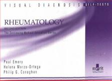 Visual Diagnosis Self-Tests on Rheumatology, Emery, Paul and Marzo-Ortega, Helena, 1873413033