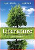 Literature : An Introduction to Reading and Writing, Compact Edition Plus 2014 MyLiteratureLab -- Access Card Package, Roberts, Edgar V. and Zweig, Robert, 0321993039