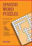 Spanish Word Puzzles, Frank Nuessel, 0764133039