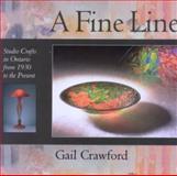 A Fine Line, Gail Crawford, 1550023039