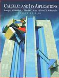 Calculus and Its Applications, Goldstein, Larry J. and Lay, David C., 0130873047