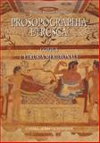 Prosopographia Etrusca, Morandi Tarabella, Massimo, 8882653048