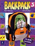 Backpack Student Book and CD-ROM, Level 5, Herrera, Mario and Pinkley, Diane, 0131923048