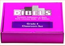 Dibels : Fourth Grade Classroom Set, Good, Roland H. Iii and Kaminski, Ruth, 1593183046