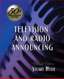 Television and Radio Announcing, Hyde, Stuart, 020556304X
