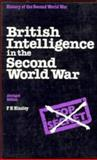 British Intelligence in the Second World War 9780521443043