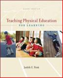 Teaching Physical Education for Learning, Rink, Judith E., 0072973048
