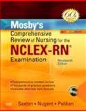 Mosby's Comprehensive Review of Nursing for NCLEX-RN® Examination, Saxton, Dolores F. and Nugent, Patricia M., 0323053041