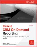 Oracle CRM on Demand Reporting, Lairson, Michael D., 0071593047