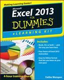 Excel 2013 ELearning Kit for Dummies, Wempen, Faithe, 1118493044