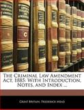 The Criminal Law Amendment Act 1885, Great Britain and Frederick Mead, 1141523043
