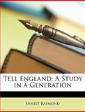 Tell England, Ernest Raymond, 1148163042