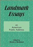 Landmark Essays on American Public Address, , 1880393042