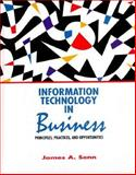 Information Technology in Business, Senn, James A., 0134843045