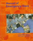 Manual of Emergency Care, Sheehy, Susan B. and Lenehan, Gail P., 0323003044