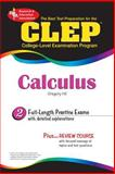 CLEP Calculus, Hill, Gregory, 073860304X