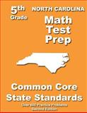 North Carolina 5th Grade Math Test Prep, Teachers Treasures, 1491213043